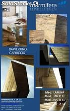 Travertino capricho