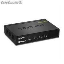 Trendnet - GREENnet Unmanaged network switch Gigabit Ethernet (10/100/1000)