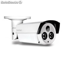 Trendnet - TV-IP312PI IP security camera Exterior Bala Blanco cámara de