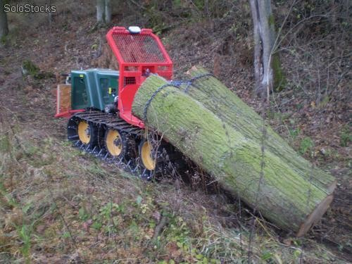 treuil forestier 4t