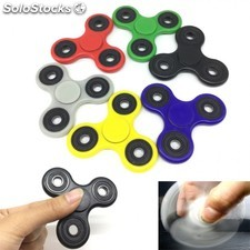 Triangle Multicolor Finger Gyro Spinner