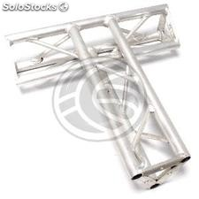 Triangular Truss 150mm silver aluminum triple T1 connection (XT06-0002)