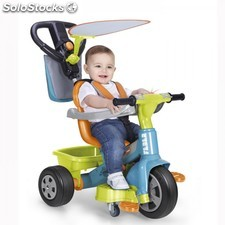 Triciclo baby plus music 360