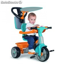 Triciclo baby plus music V2