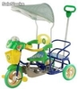 Triciclo paseo doble asiento