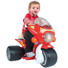 Tricycle Firefighter Injusa 6 V