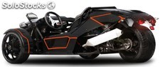 TRIKE ZTR 250cc roadster, 4 velocidades