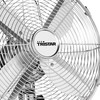 Tristar VE5953 Tischventilator in Chrom - Foto 3