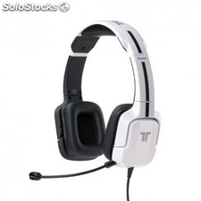 Tritton - Kunai PS3/PS Vita Binaurale Diadema Color blanco auricular con