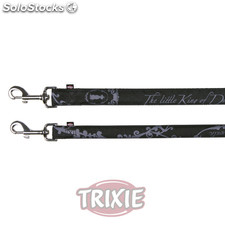 Trixie Correa King of Dogs Elegance,M-L,1.00m,20mm, Negro