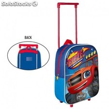 Trolley Blaze And the Monster Machines 3D EVA 31cm