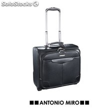 Trolley bumky -antonio miro- : colores - negro,trolley bumky -antonio miro- :