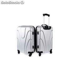 "Trolley de cabina 20 "" de abs, pega extensible"