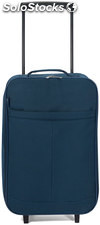 Trolley de Cabina Plegable Azul