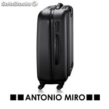 Trolley kafal -antonio miro- : colores - negro,trolley kafal -antonio miro- :