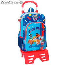 Trolley Patrulla Canina Paw Patrol Here to Help 38cm