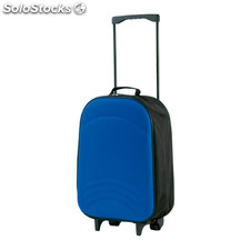Trolley plegable azul avant