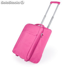 Trolley plegable fucsia dunant