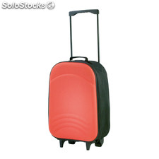 Trolley plegable naranja avant