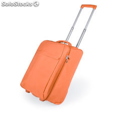 Trolley plegable naranja dunant