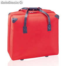 Trolley. Red