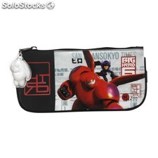 Trousse Scolaire Plate big hero