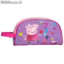 Trousses Peppa Pig ovale Nature