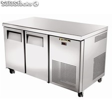 True 2 door Counter Refrigerator Gastronorm (Direct)