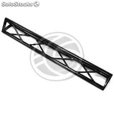 Truss triangular de aluminio negro 150mm tramo recto de 2m (XT12)