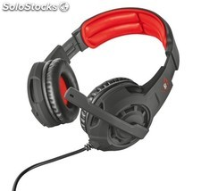 Trust auriculares + mic gaming gxt 310 PMR03-820594