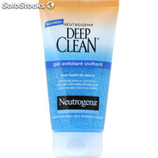 Tube 150ML gel exfoliant vivifiant neutrogena