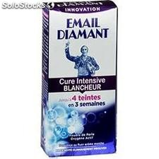 Tube 50ML dentifrice cure blancheur intense email diamant