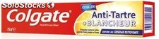 Tube 75ML dentifrice anti tartre blancheur colgate