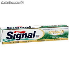 Tube 75ML dentifrice integral fresh signal
