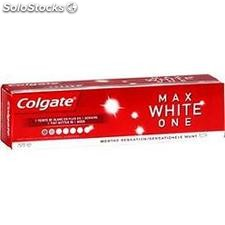 Tube 75ML dentifrice max white one origine colgate