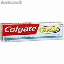 Tube 75ML dentifrice total new colgate