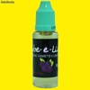 Tube-e-Liquid 10ml- Sabor Arándano - Eliquid 6mg nicotina cigarrillo electrónico