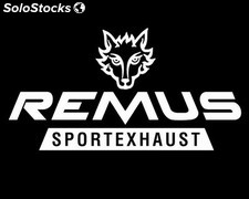 Tubo escape remus bmw 2ER F22 coupe 220I 2.0L 135 kw 2015-