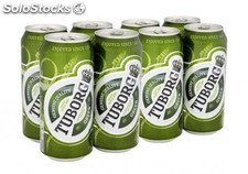 Tuborg Pilsener Green Label Beer