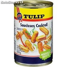 Tulip saucisses cocktail 200G