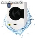 Tumble dryer-mod. eds 100-stainless steel drum-electrically heated or