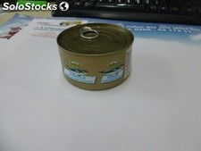 Tuna fish canned stock export