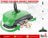 Turbo Escoba Smart Sweeper We Houseware