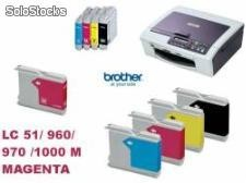 Tusz do brother lc970 magenta