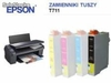 Tusz do epson t0711 black 18ml