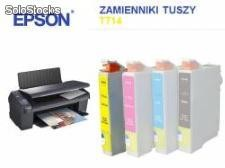 Tusz do epson t0714 yellow 18ml