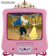 "TV/DVD combo 13"" princesas"