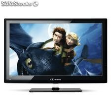 "Tv led 32"" h-Buster Conversor Digital Integrado, 3 hdmi, hbtv-32l05hd"