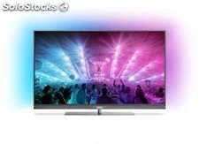 "Tv led 49"" exclusivo philips 49PUS7181/12 100HZ d panel ultra hd 4K,"