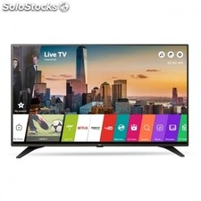 "Tv led lg 43LJ614V - 43""/109CM - full hd 1920x1080 - smart tv webOS 3.5 - audio"